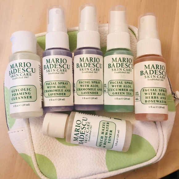 Other - Mario badescu new beauty Set